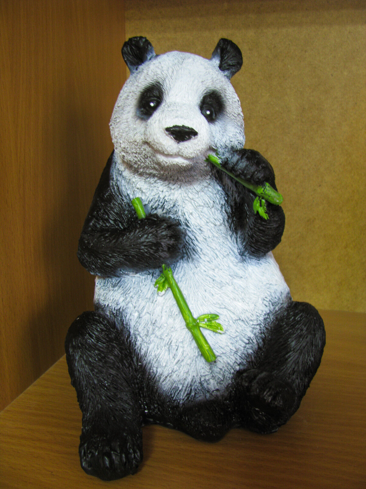 Panda Bear Figurines Large Outdoor Sculpture Garden Statue Decor Yard Patio Lawn