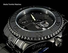 Invicta 47mm Disney LIMITED EDITION Grand Diver Automatic Black Bracelet Watch