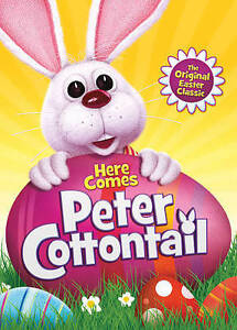 Here-Comes-Peter-Cottontail-New-DVD-Usually-ships-in-12-hours