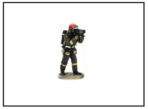 MZ8-65M Pompieri del Mondo Del Prado FIREFIGHTER COURMAYER ITALY ITALIA 2003