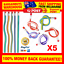 5pcs-Soft-Flexible-Bendy-2B-Pencils-Magic-Fun-Kids-Children-School-Stationery thumbnail 1