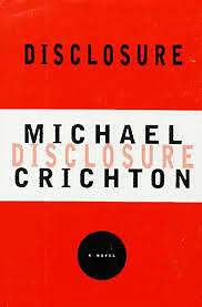 Disclosure-by-Michael-Crichton-Other-printed-item-1994-FREE-DELIVERY-TO-AUS