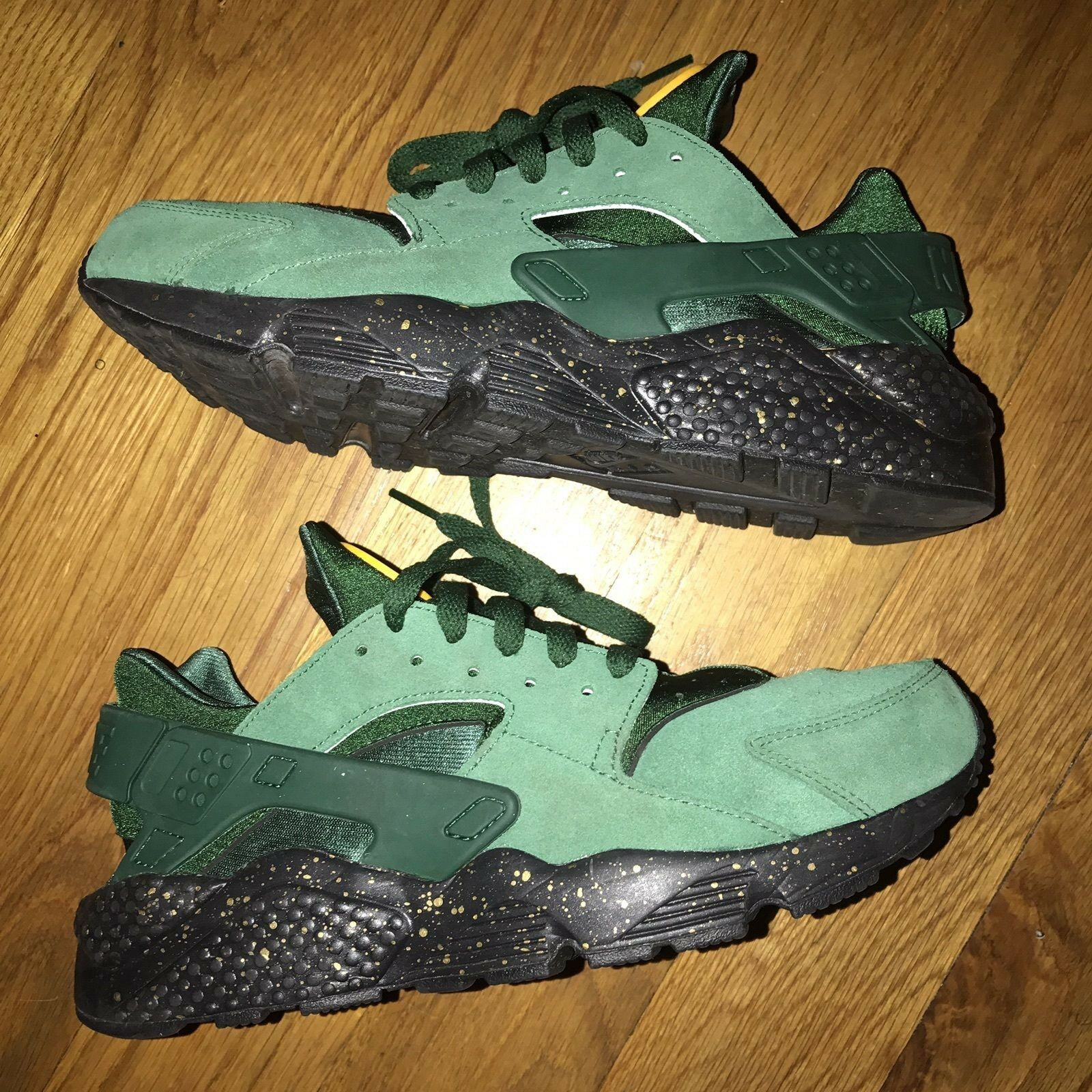 Nike Huarache Run NikeID Suede Custom Women Comfortable New shoes for men and women, limited time discount