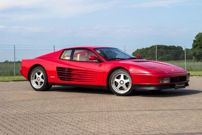 Ferrari Testarossa - 3