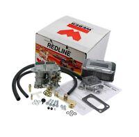 Weber Carburetor Adapter Kit 32/36 Dgev 4cyl Manual Choke Jeep Cj's Willys