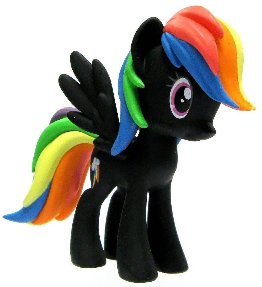 My Little Pony Series 1 Mystery Minis Rainbow Dash Mystery Minifigure [Loose]