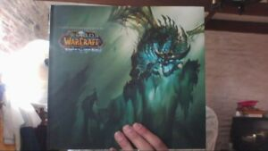L-039-art-des-cinematiques-de-World-of-Warcraft-jeu-video-TRES-BON-ETAT-ARTBOOK