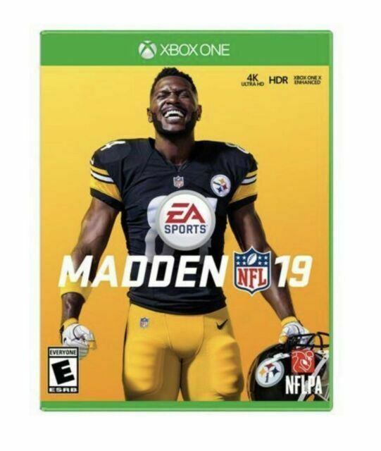 Madden NFL 19 - Xbox One 2018 Factory Refurbished - $3.55