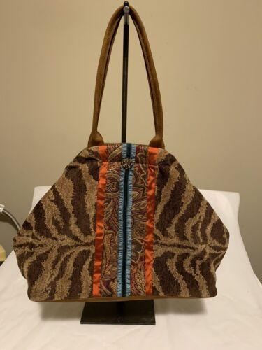 Atenti Tapestry Knitting Bag