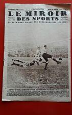 Le Miroir des Sports 579 du 27/1/1931