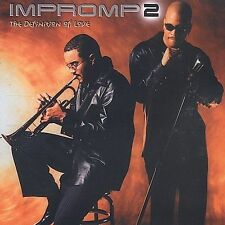 Impromp2: Definition of Love  Audio CD