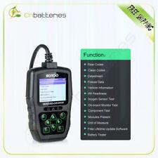 Code Reader OBD2 OBDII EOBD Scanner Diagnostic CACar Diagnostic Tool New Ah4100