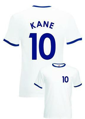 Harry Kane Tottenham Spurs No 10 Mens Football Fans T Shirt Ebay