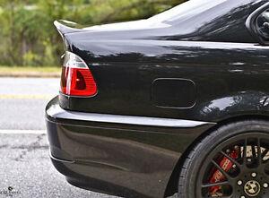 e46 bumper removal rear