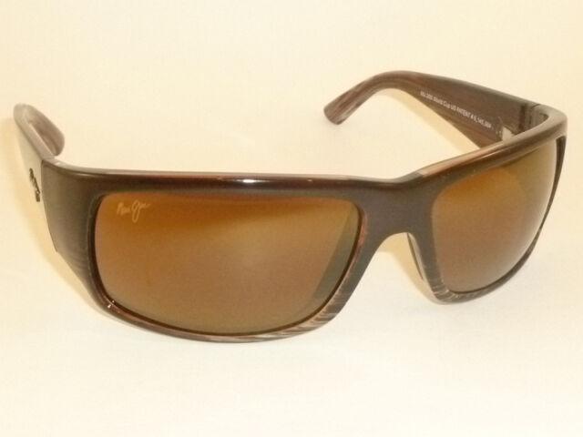 509ba0e3faa1 Brand New Authentic MAUI JIM WORLD CUP Sunglasses H266-01 Polarized Lenses