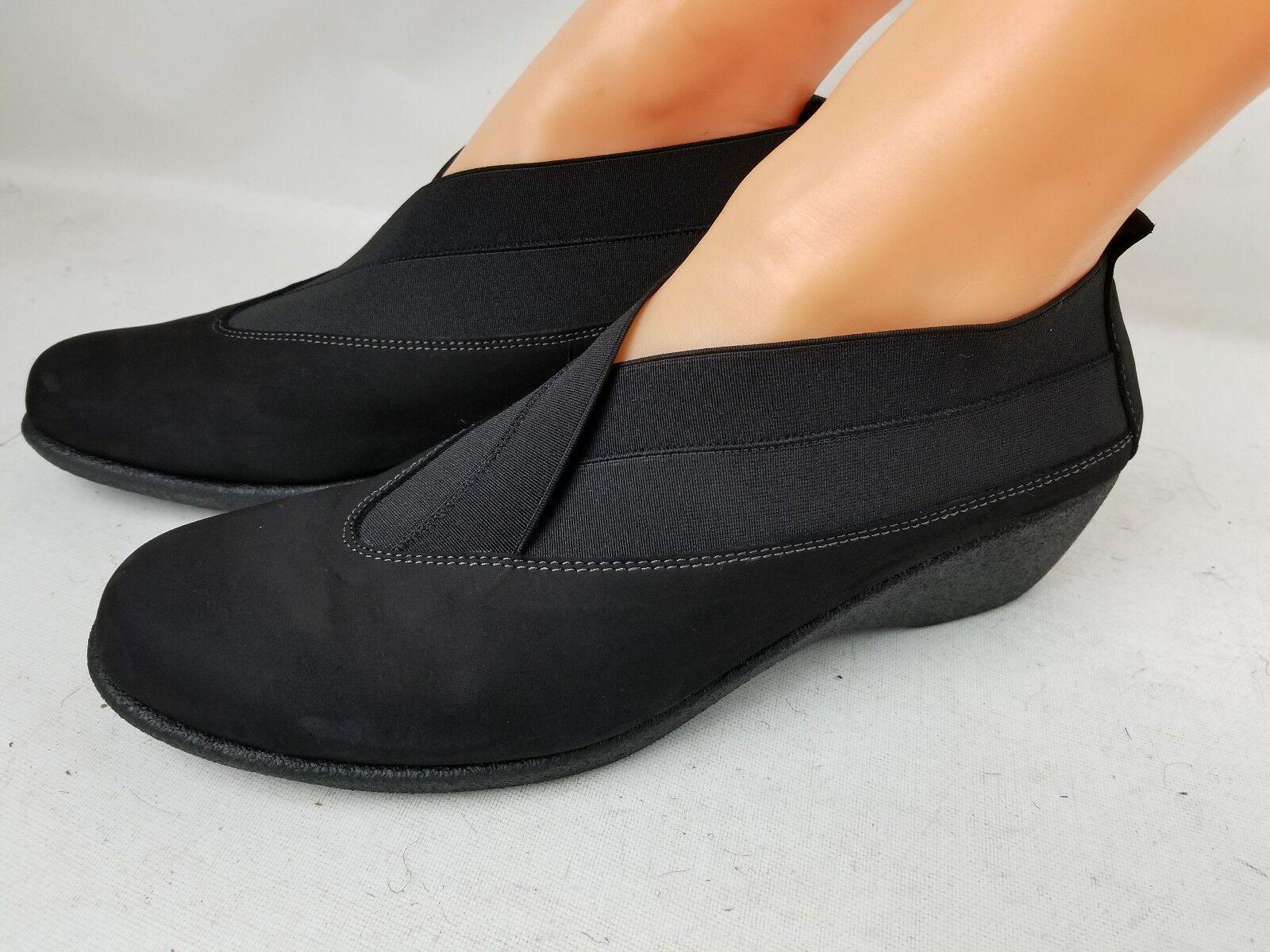 THE FLEXX Damenschuhe STRETCH RUN Schuhe MOCCASIN COMFORT ATHLETIC WORK Schuhe RUN SZ EU 42 US 10 14195c