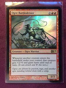 Ogre-battledriver-FOIL-VO-MTG-Magic-Mint-NM