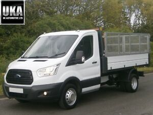 Details about FORD TRANSIT MK8 13-17 2 2 RWD TWIN WHEEL TRUCK REAR AXLE  DIFF RATIO: 3 15