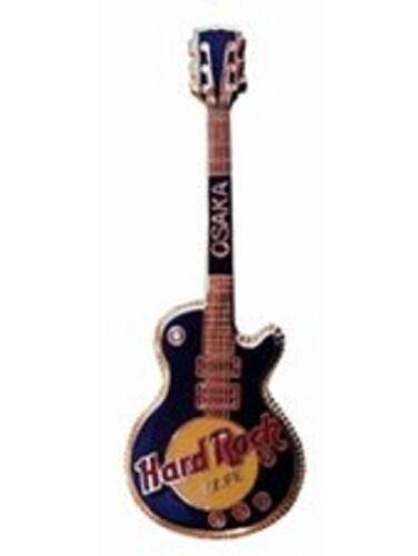 OSAKA Japan Les Paul Hard Rock Cafe PIN BADGE B6-186 Vintage Collectible