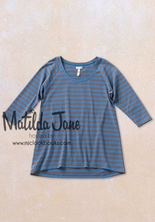 Womens matilda jane Forever Friends Peggy Tee top Size M Medium GUC