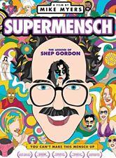 Supermensch: The Legend of Shep Gordon (DVD, 2015)