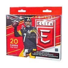 2016 Panini Donruss Elite Football Hanger Box