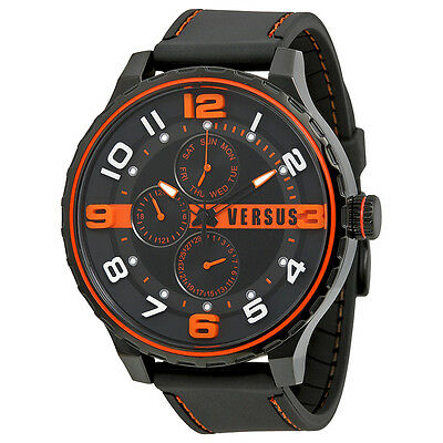 Versus by Versace SBA030014 Mens Globe Watch