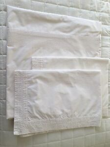 Marks And Spencer Autograph 100 Cotton Double Duvet Cover Set Cream - <span itemprop=availableAtOrFrom>Cardiff, Cardiff, United Kingdom</span> - Marks And Spencer Autograph 100 Cotton Double Duvet Cover Set Cream - Cardiff, Cardiff, United Kingdom