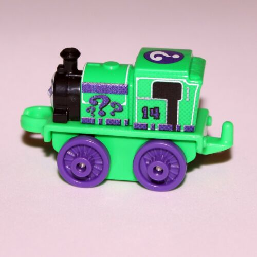 Charlie as The Riddler #80 Thomas /& DC Super Friends Minis Train New and Sealed