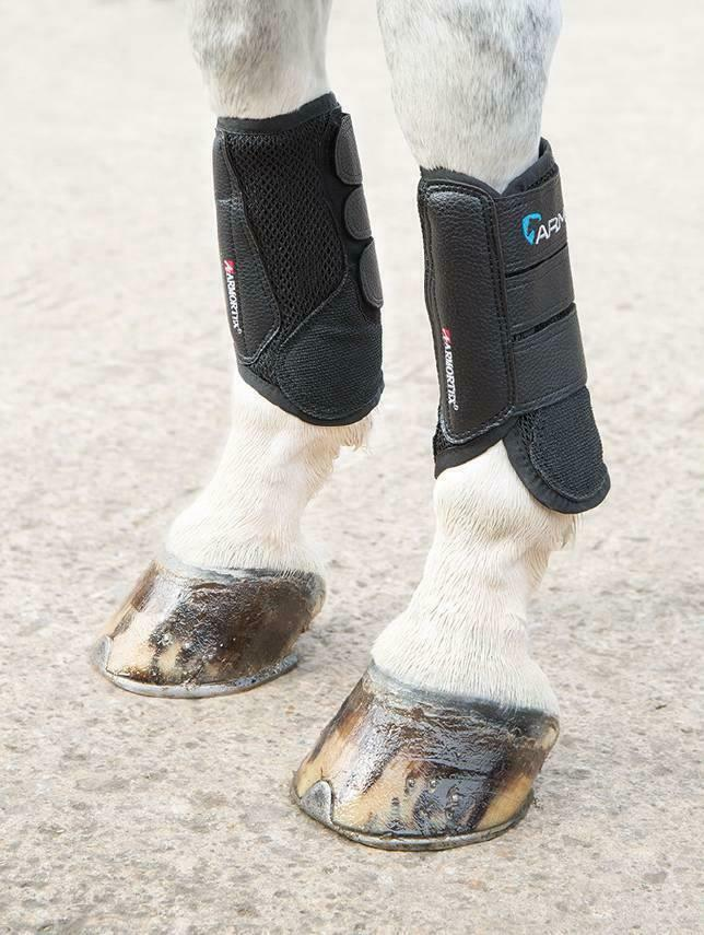 Shires  Arma Air Motion XC Breathable Cross Country Boots Tough Strike Pads Front  choose your favorite