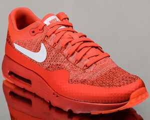 9af4d107c97d Nike Air Max 1 Ultra Flyknit mens lifestyle casual sneakers NEW ...