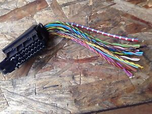 Incredible Mercedes W210 E320 E430 Bose Amplifier Wiring Connector Plug Harness Wiring 101 Akebretraxxcnl