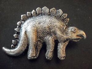 gros-ornement-boucle-de-ceinture-vintage-80-dinosaure-retro-belt-buckle
