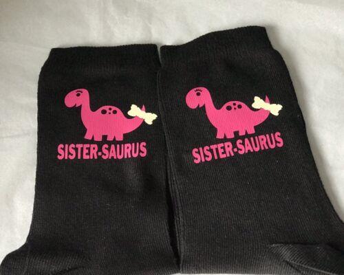 ANY NAME Dino Sister//auntie//Grandma//Nanna//teacher//BIRTHDAY CHRISTMAS GIFT