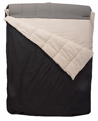 Adult Double Ready Bed inflatable sleeping bag, Air bed with Pump