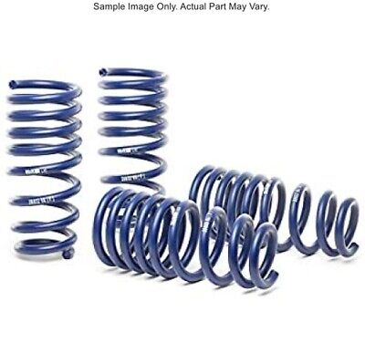 H/&R Spring 50401 Sport Lowering Coil Spring Fits 66-76 BMW 2002