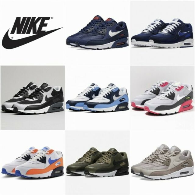 GS Nike Air Max 1 QS Leather White Blue Indigo Youth Kid Sneakers