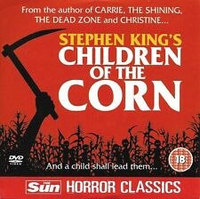 CHILDREN OF THE CORN  promotional DVD from The Sun  HORROR CLASSICS