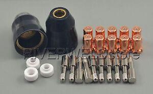 Plasma-Tip-Electrode-9-6506-9-6500-Thermal-Dynamics-PCH-26-M28-M-35-M-40-25pcs