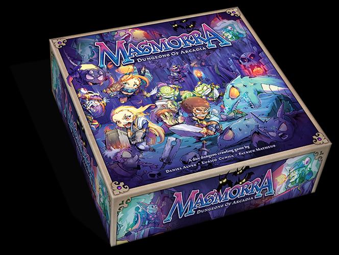 Masmorra: Dungeons of Arcadia * GIOCO DA TAVOLO/BOARD GAME * NUOVO/NEW