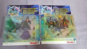 2-Sets-Wizards-Magic-Figuren-Simba-Moc-Chap-Mei-Magic-Circle-Zauberer-amp-Drache