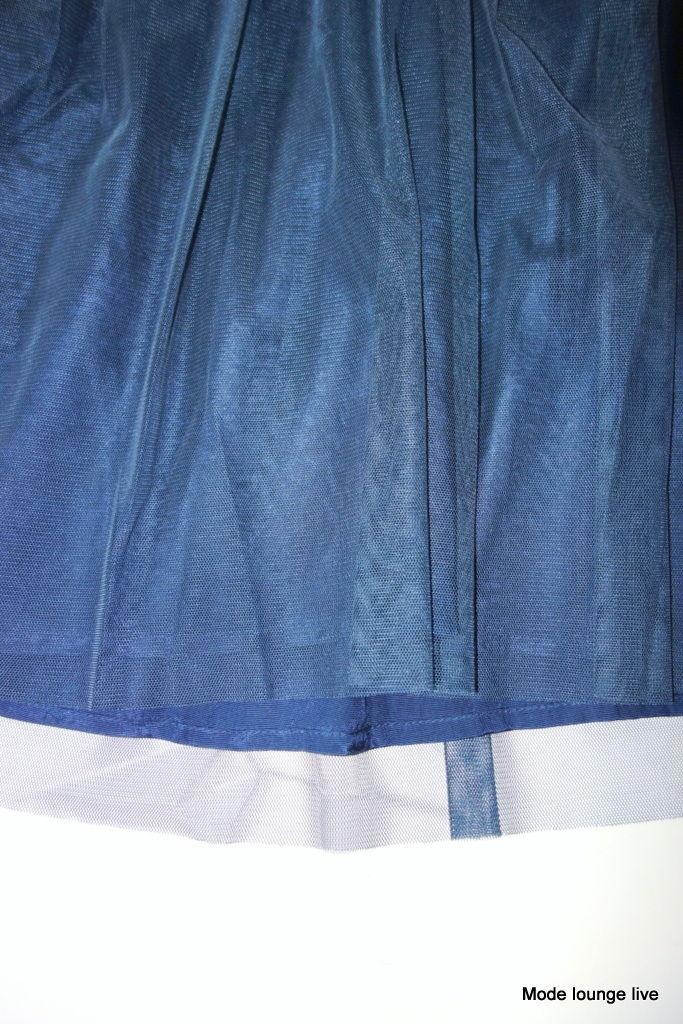 KU1898 Reiss Blazer Claymore B Giacca Blu Navy originali Verificato Lana Premium originali Navy taglia 42 3bf715
