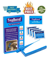 Skin Tagband Tag Remover Device Medium Large Tags Fast Effective