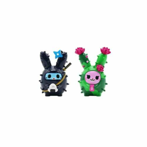 Collectable Art Toys Mini Figures Age 8+ Cactus Bunnies 1 x Blind boxes