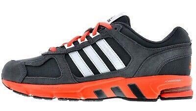 Adidas B40826 Equipment 10 M Rau UP Leder Lauf Schuhe Running Sneaker 39 Dk.Grau   eBay