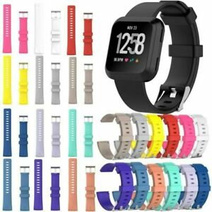 Replacement-TPE-Silicone-Watch-Wrist-Sport-Band-Strap-For-Fitbit-Versa-Wristband