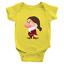 Infant-Baby-Rib-Bodysuit-Jumpsuit-Romper-Babysuit-Clothes-Seven-Dwarfs-Grumpy thumbnail 22