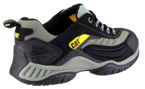 CAT Caterpillar Moor Mens Safety Work Trainer UK3-12