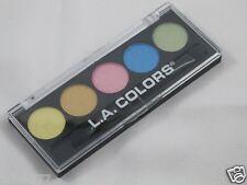 New LA Colors 5-Color Metallic Eyeshadow-BES432 Tease