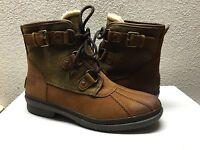 Ugg Cecile Water Resistant Chestnut Ankle Boot Us 11 / Eu 42 / Uk 9.5 -